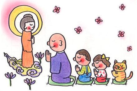お祈り (1)