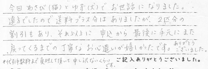 沖縄県わさびちゃん・ゆずちゃん